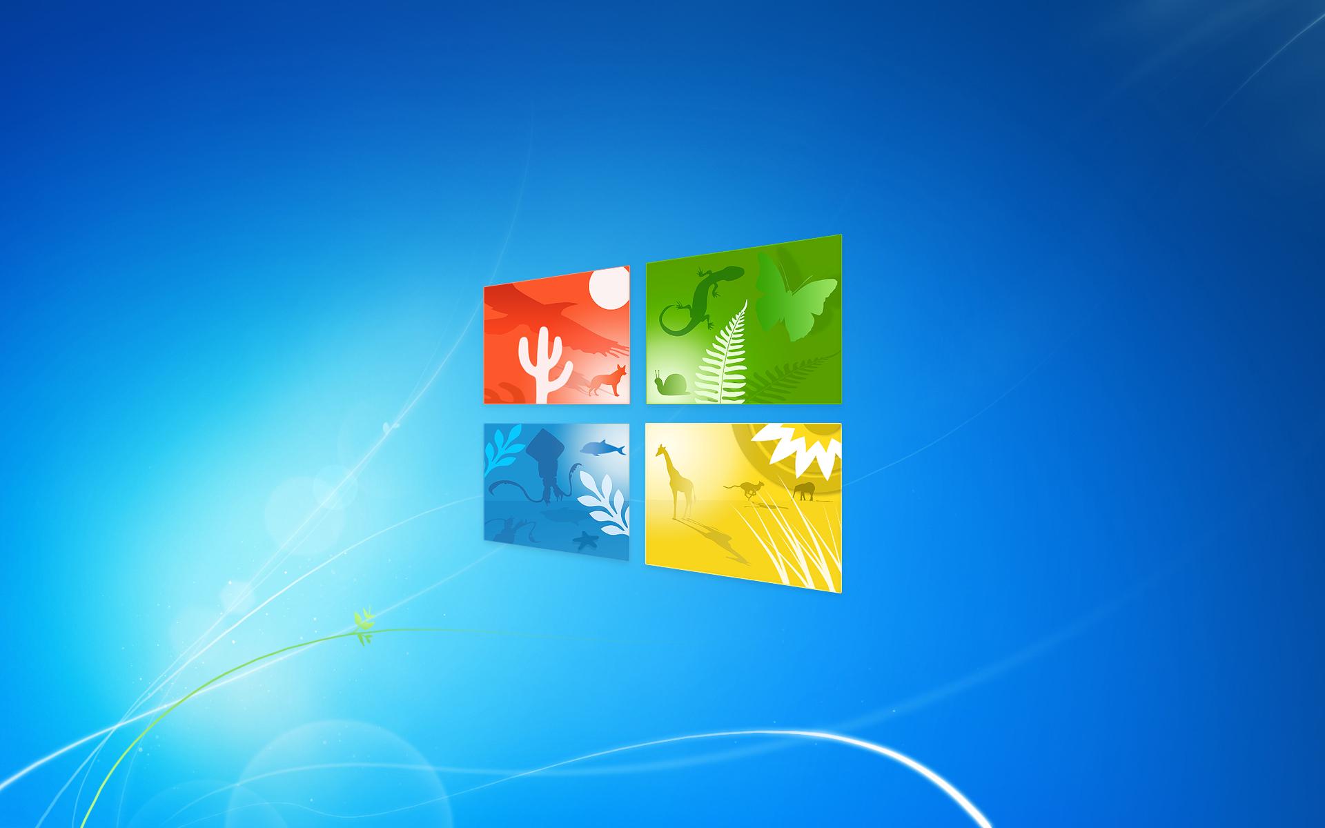 Microsoft Desktop Hintergründe