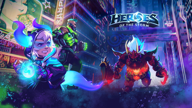 Heroes of the Storm - The Caldeum Complex