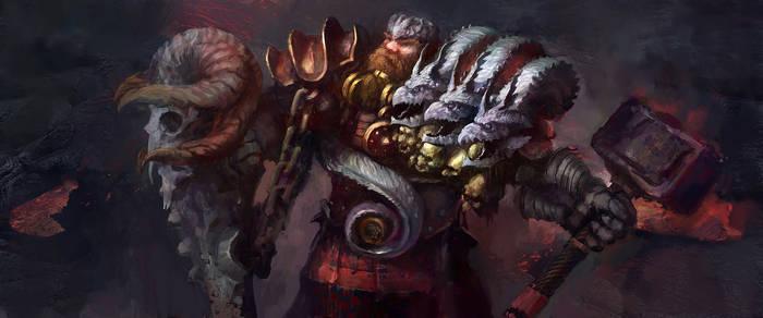 Gnome warlord