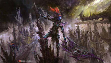 Eldar, Dark Eldar rover