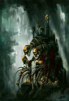 Prayerful Automaton