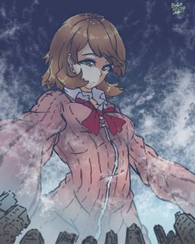 [Commission] Yukari Takeba (GTS Fanart 2/3)
