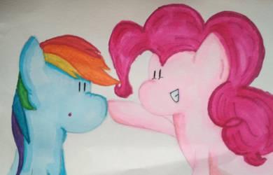 PinkieDash Boop by QuirkyCraft