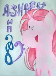 Ashley H by QuirkyCraft