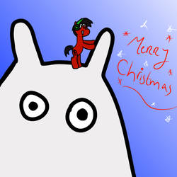 Brian Random Secret Santa Gift by QuirkyCraft