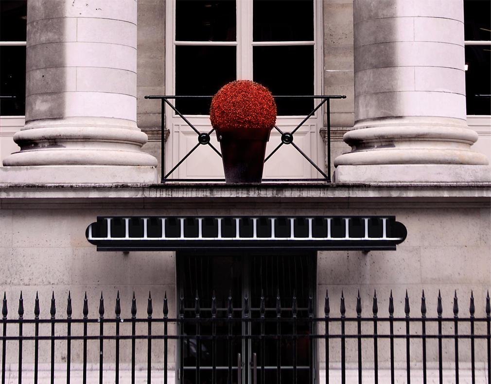 Oggy a La Bousre de Paris by ANOZER