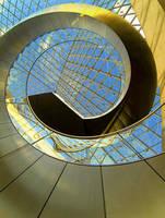 e Comme Escalier by ANOZER