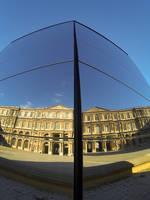 Les Cours du Louvre by ANOZER