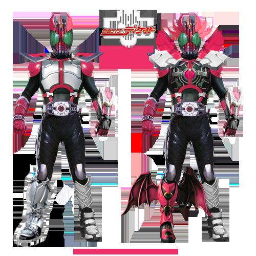 Kamen Rider Decade: All Rider Form By Crimes0n On DeviantArt