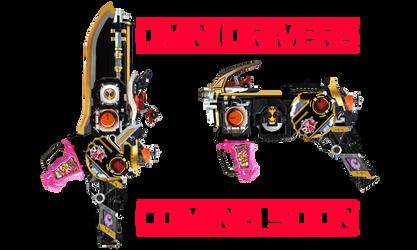 [FLASH] Kamen Riders OMNI DRIVER