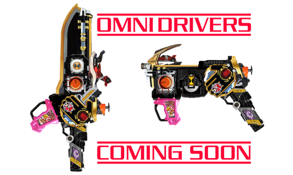 [FLASH] Kamen Riders OMNI DRIVER