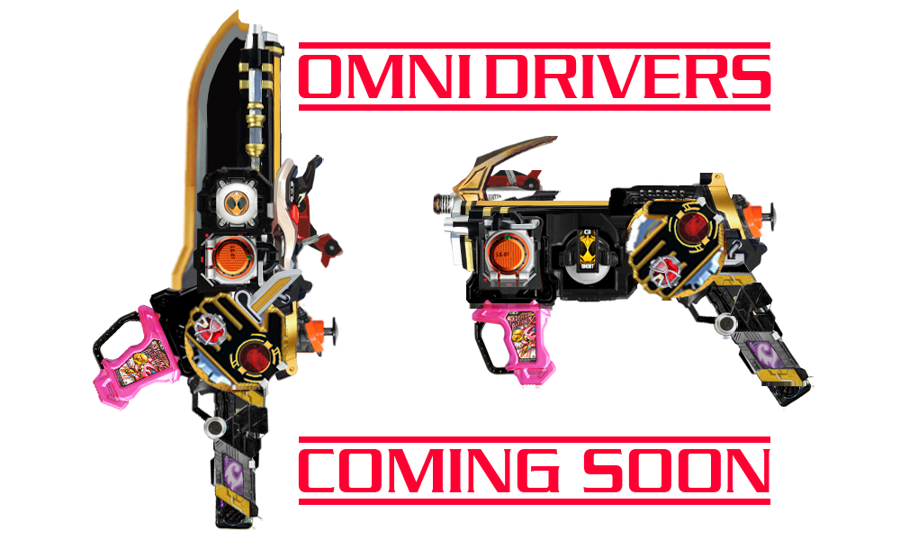 [FLASH] Kamen Riders OMNI DRIVER by crimes0n
