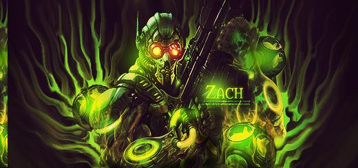 Zach by XillaReborn