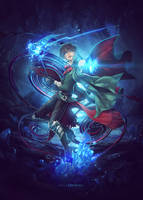 Conjurer by XillaReborn