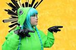 Miku Matryoshka cosplay by KuraEmi