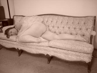 nude at rest by Late-Bloomer27