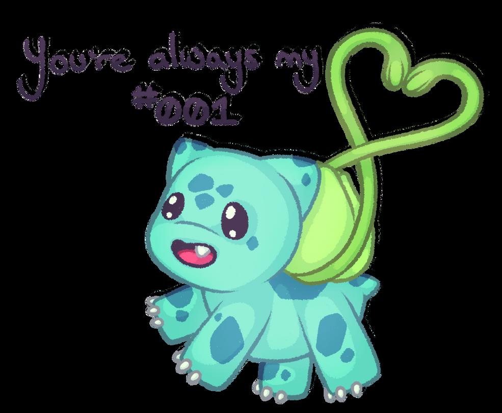 Cute Pokemon Bulbasaur