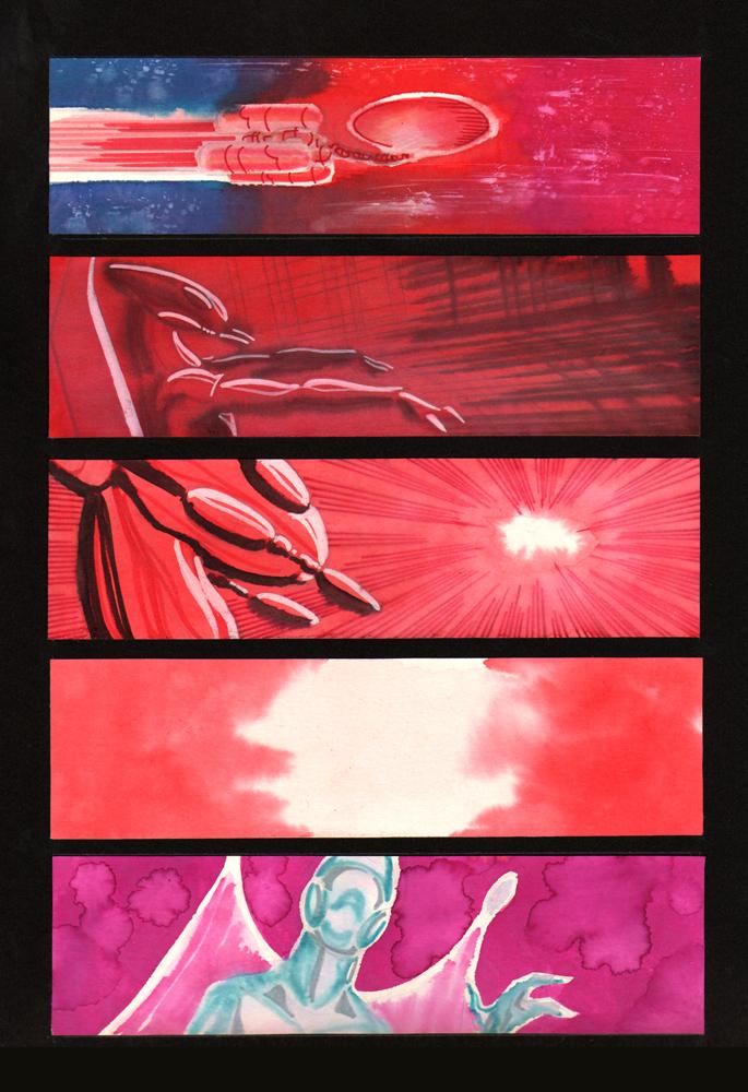 Metalian Comic - page 4 by CaptainNinja