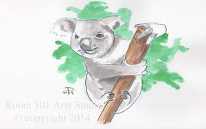 Koala by TomasDellaMorte