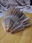 Paper Folding Book Wall Art