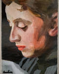 Detail Study: Emma Zorn Reading