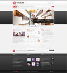 Maxx - Clean and Modern HTML template