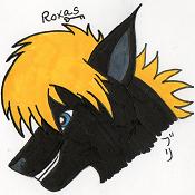 Icon Request - Roxas by Buri288