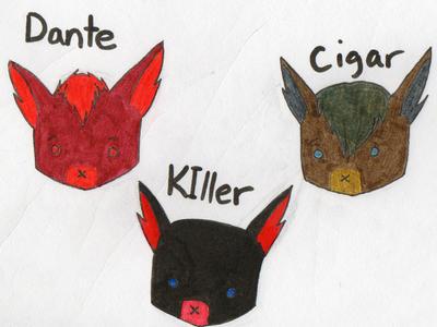 Dante + KIller + Cigar