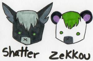 Shatter + Zekkou