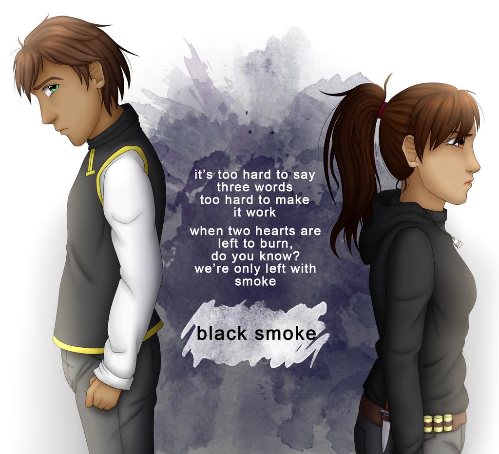 Black Smoke | CoW by MzVerlac