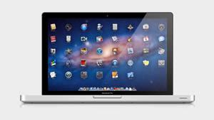 Mockup - Apple MacBook Pro PSD