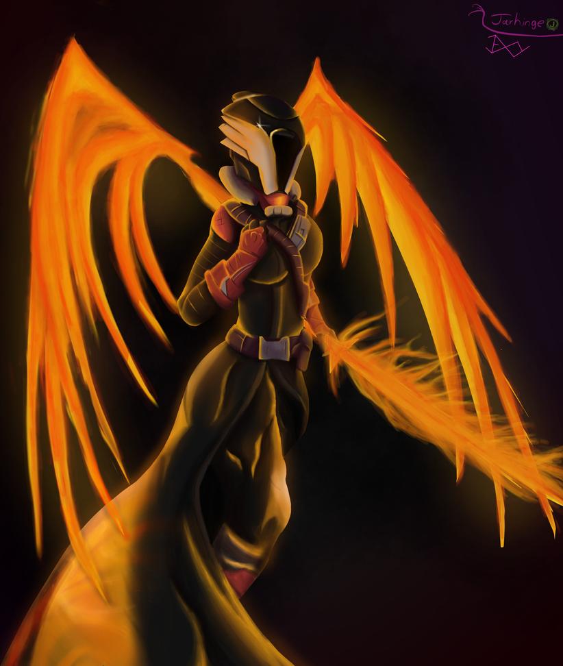 Elegance of a Dawnblade (Jexy)
