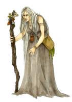Witch by Werdandi