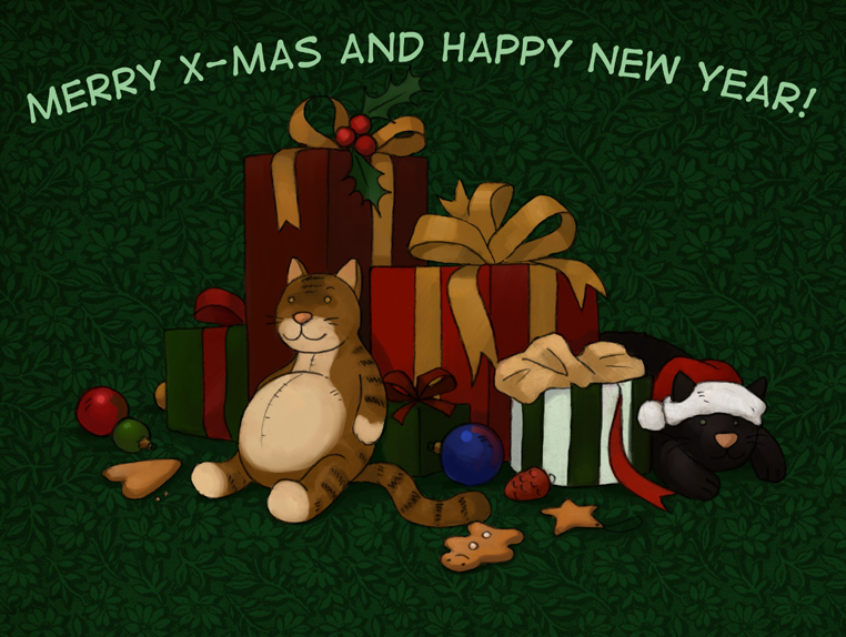 Merry XMas by Werdandi