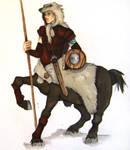 centaur warior