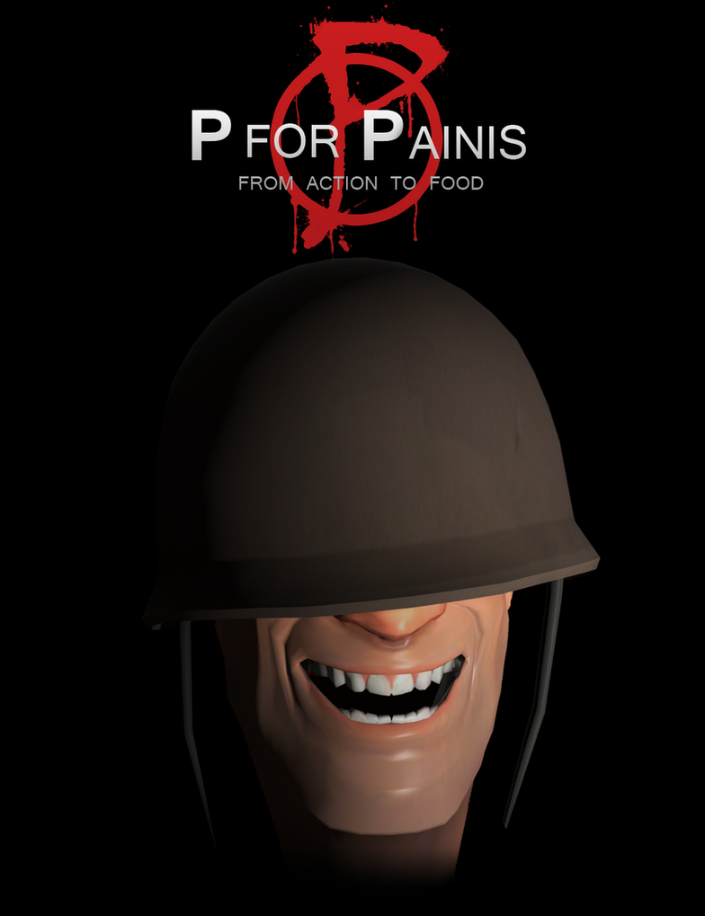 P For Painis by STBlackST on DeviantArt I Am Painis Cupcake I Will Eat You