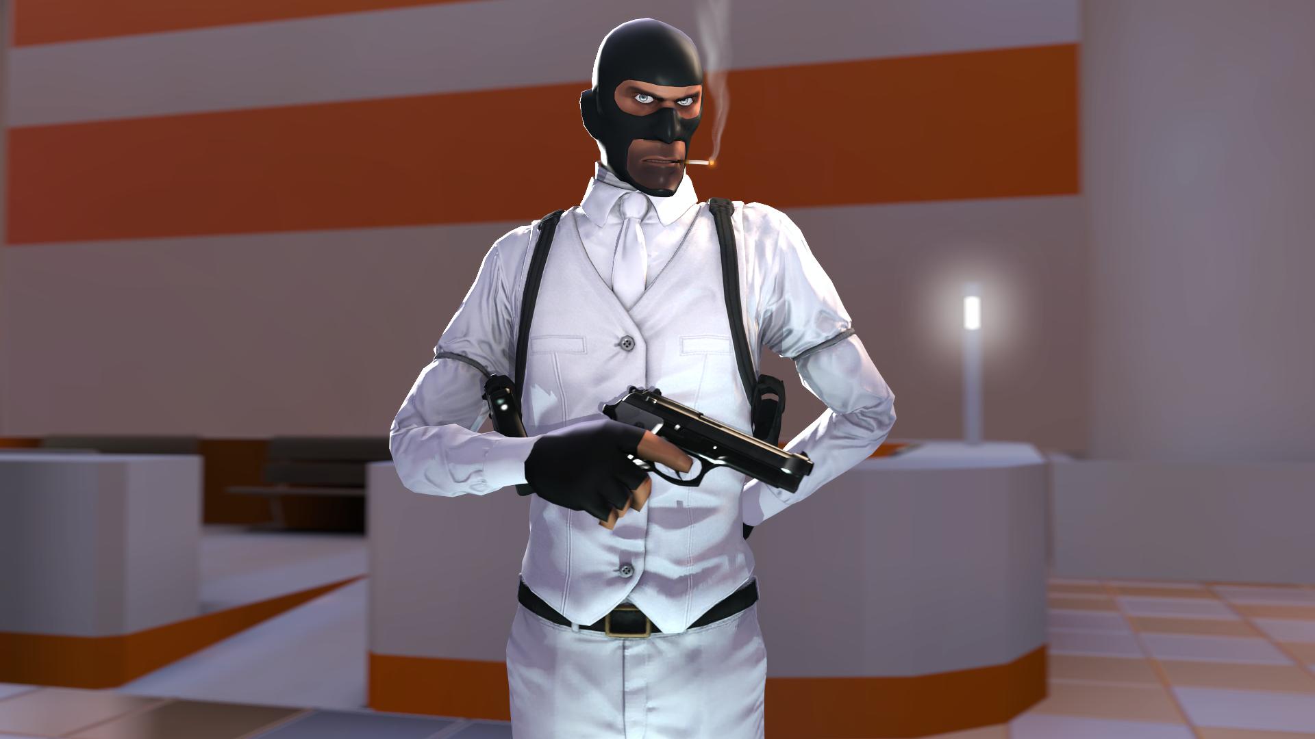 Detective spy by STBlackST