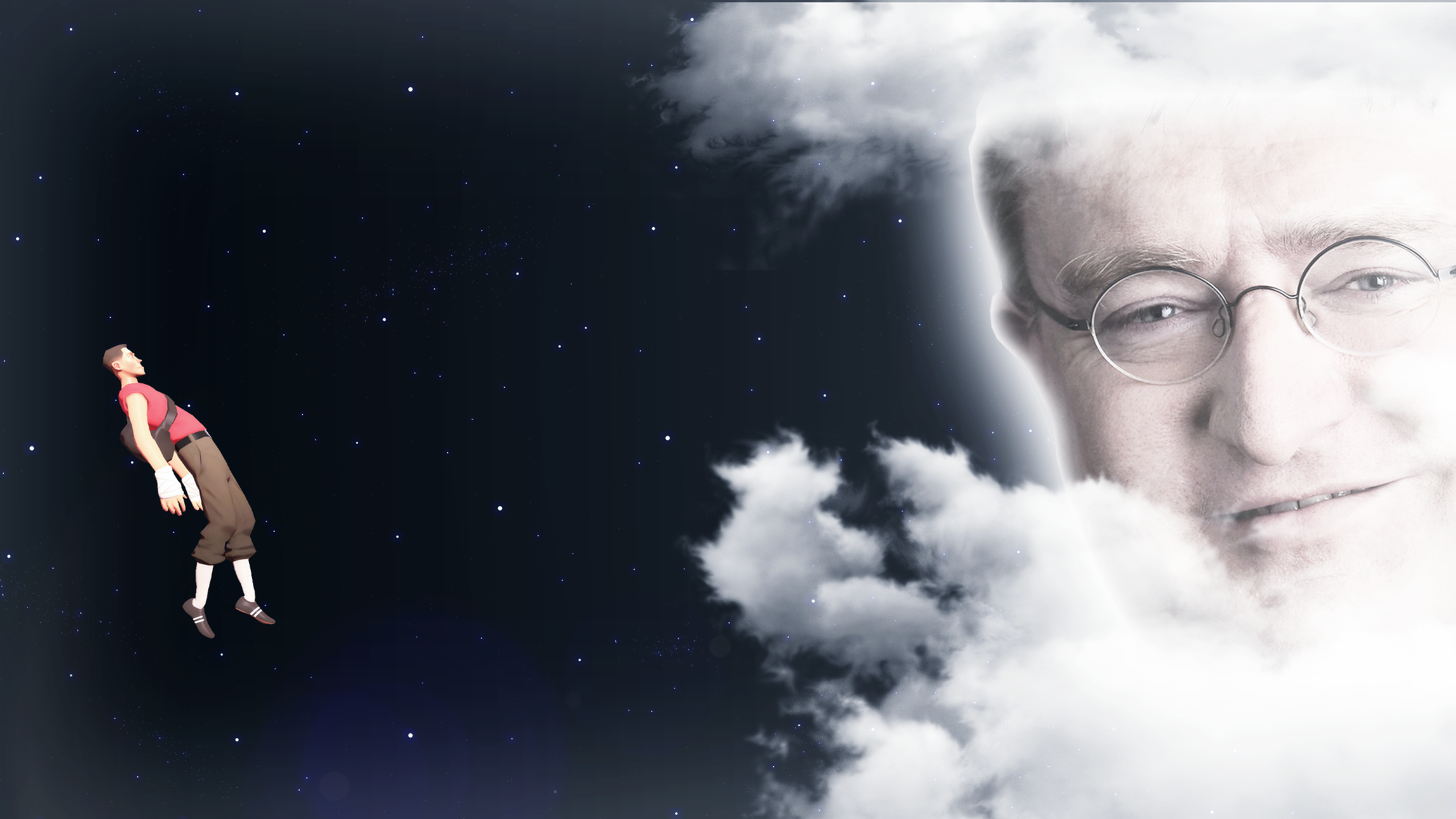 gabe newell wallpaper - photo #9