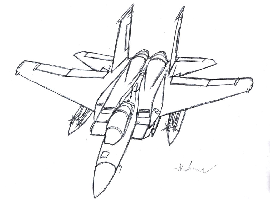 military coloring pages air force - photo#15