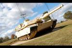 M1A1 Abrams - 01