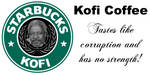Kofi Coffee by KravinMorhead