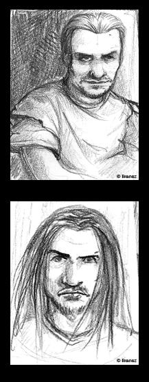 mr patton doodle by liransz
