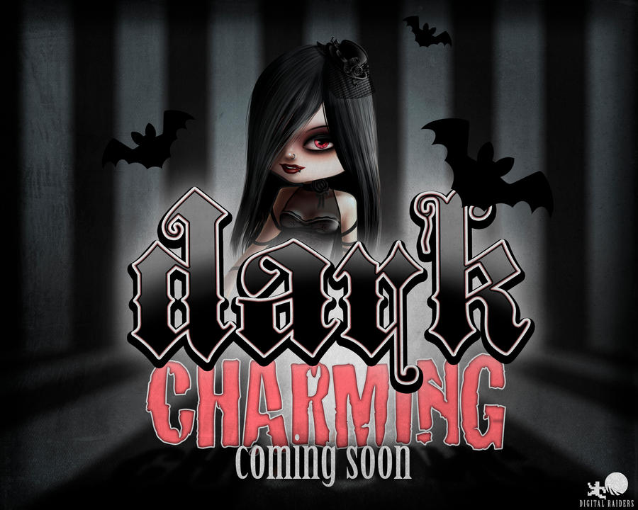 Dark Charming the game. Soon