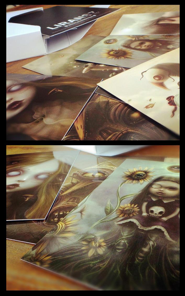 Postcards by liransz