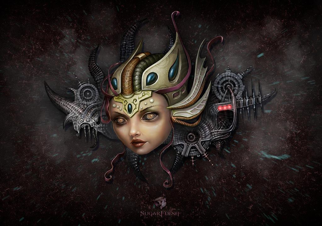 Lydia by liransz