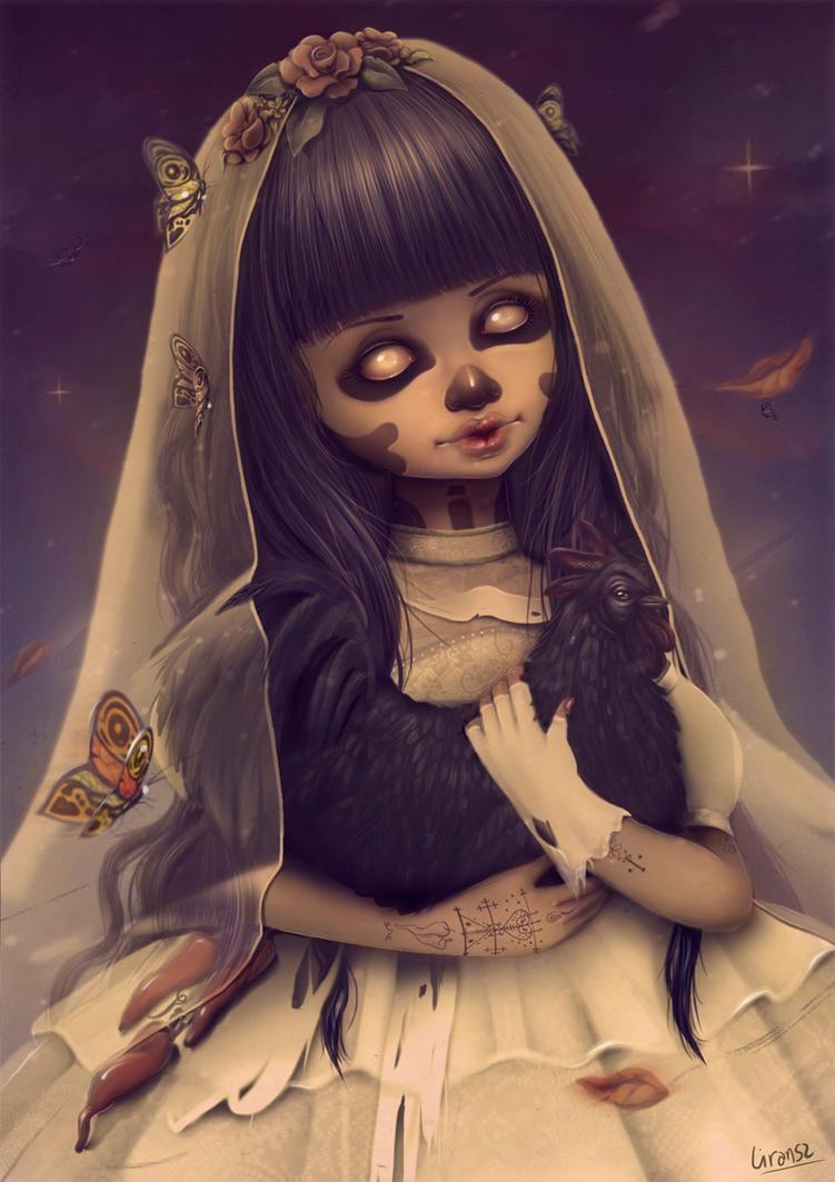 Maman Brigitte by liransz