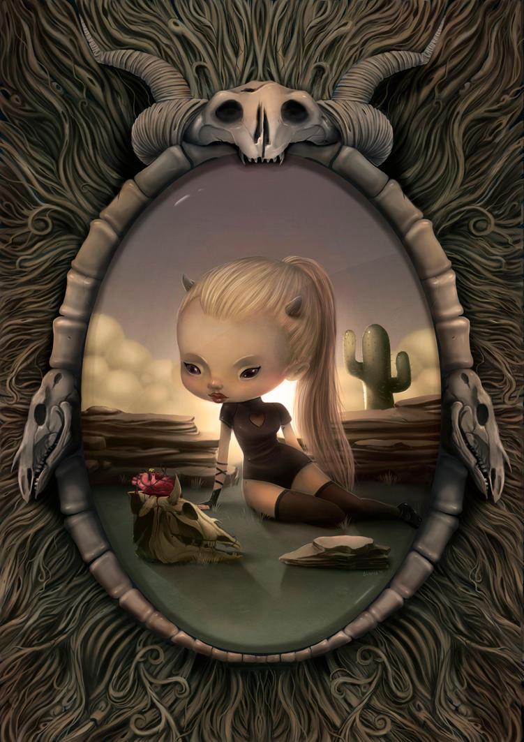 Emuna Tfela (Superstition) by liransz