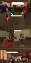 A Smash Bros. 4 DLC that'll never happen by MeltingMan234