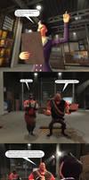Heavy vs. Pyro Aftermath