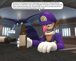 Waluigi's Ultimate Conclusion by MeltingMan234